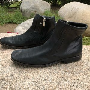 Size 12 Bruno Magli Raspino Boots.
